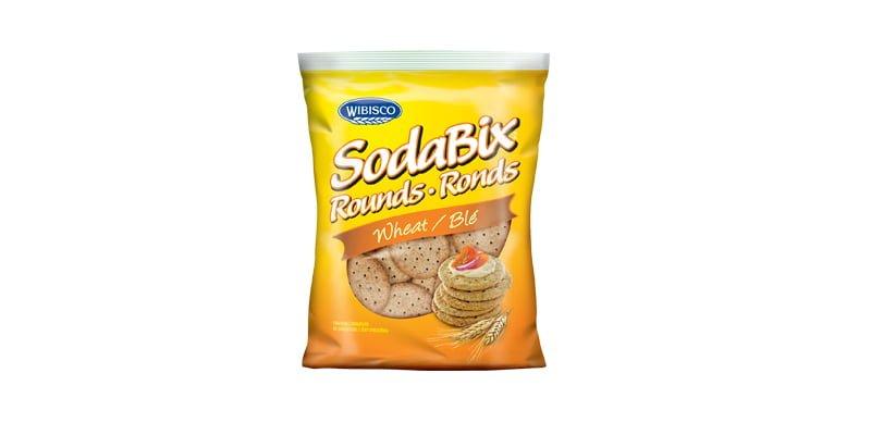 SodaBix Rounds Wheat